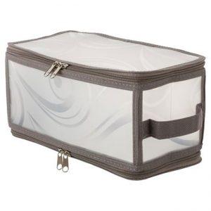 Cutie cu fermoar pentru depozitare si transport, 30x15x15 cm