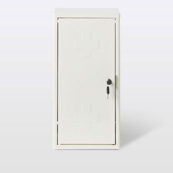 Dulap metalic suspendabil Alb, 30x20x60 cm