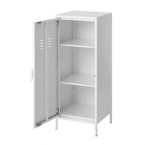 Vestiar metalic alb, 40x36x100 cm