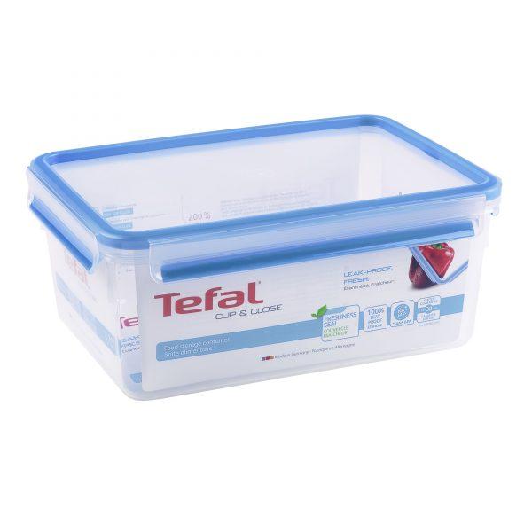 Caserola depozitare alimente plastic 1L