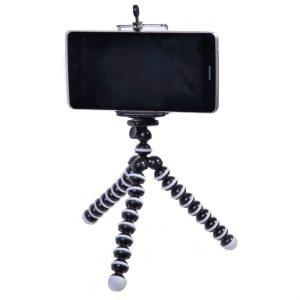 Tripod ajustabil pentru telefonul mobil