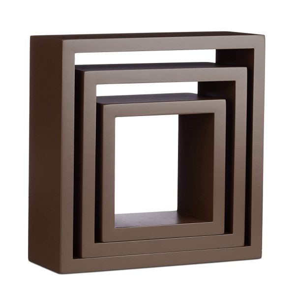 Set 3 cuburi perete PAL Nuc