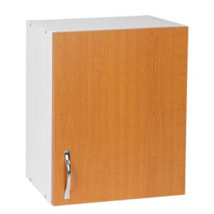 Dulap suspendat bucatarie, 40x30x50 cm PAL Alb/Cires