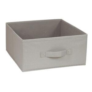 Cutie organizator pentru dulap sau sertar 31x15x31 cm Bej