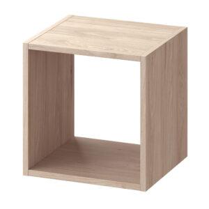 Cub 36x36x32 cm PAL Stejar