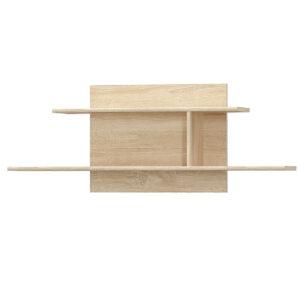 Etajera Perete 120x23x45,5 cm PAL Stejar Sonoma