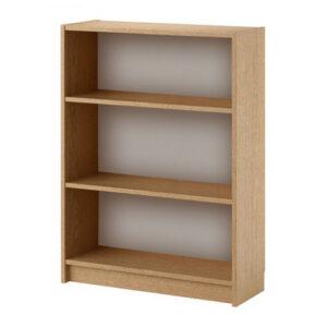 Biblioraft 3 nivele, 80x28x106 cm PAL Stejar Sonoma